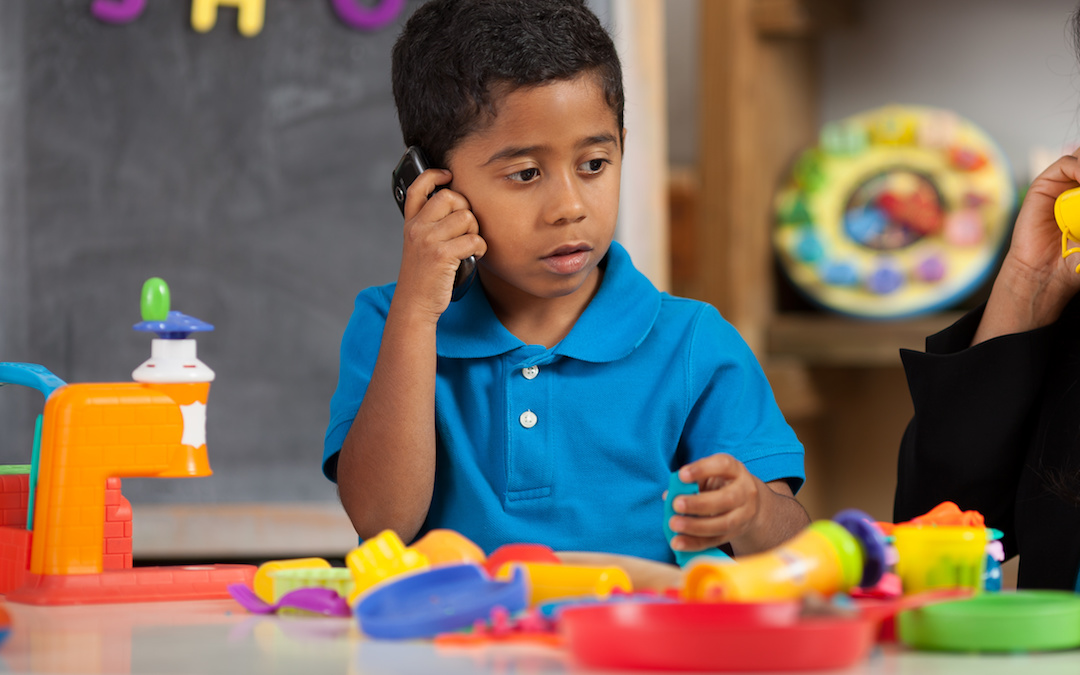 Four Common Speech and Language Disorders Children May Suffer From