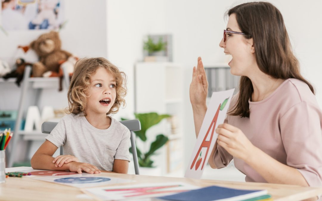 How to Know If Your Child Needs Speech Therapy